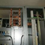 ampliacion conexion de cuadros electricos