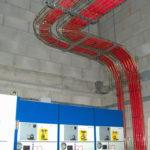 revision de cabinas y cableado de alta tension en malaga