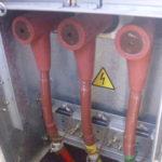 montaje revision de cabinas electricas