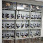 montaje de centralizado de contadores