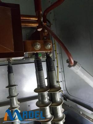 conexión cableado de alta